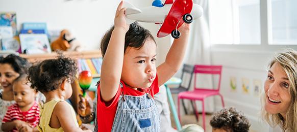 Babies: Ready, Set, Play