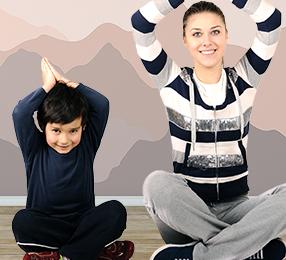 Full STEAM Ahead: Yoga and Meditation