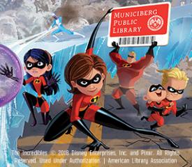 Incredibles Superhero Party