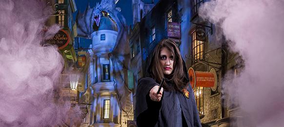 Tween Harry Potter Murder Mystery