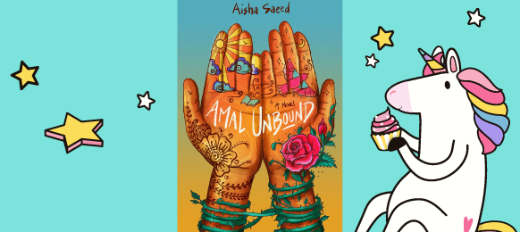 Cover image of Amal Unbound by Aisha Saeed