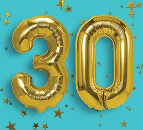 30th Anniversary Celebration