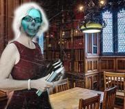 Haunted Library Escape Room