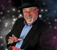 Magician Kipp Sherry