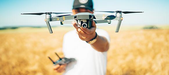 Ready, Set, Drone!