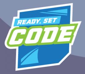 Ready, Set, Code!