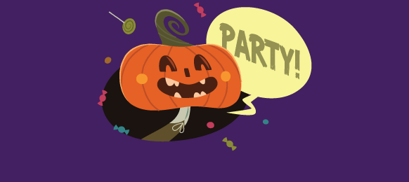 Halloween Dance Party and Carnival
